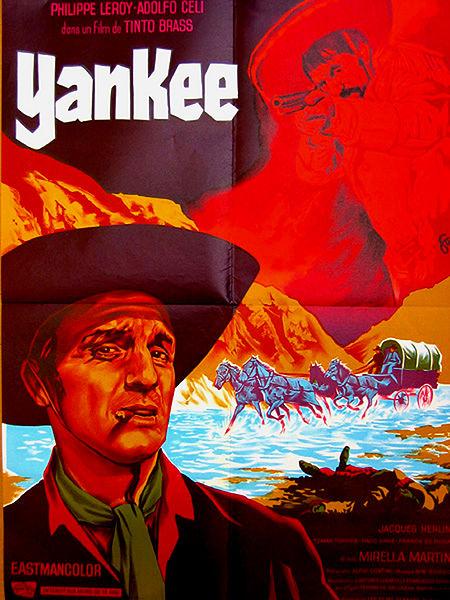 Yankee film poster 1966