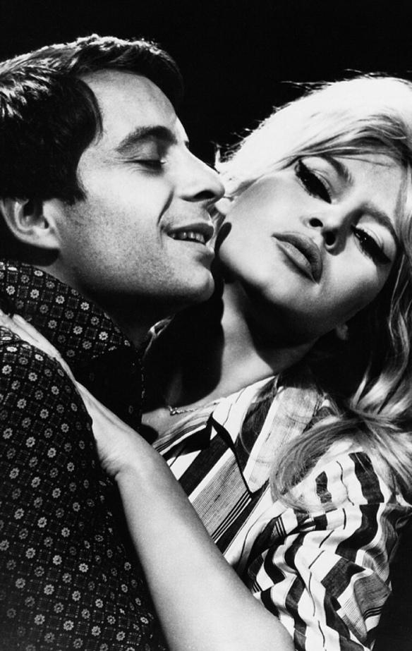 Brigitte Bardot with beautiful, Husband Bernard dOrmale Who is Brigitte Bardot dating in 2019?